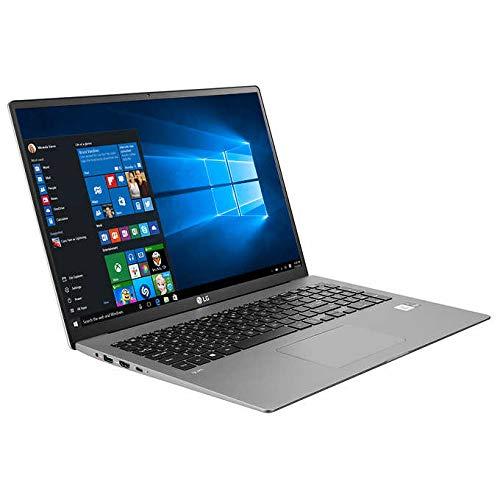 2020 LG Gram Thin and Light Laptop, 17' WQXGA 2560 x 1600 IPS Display, Intel 10th Gen i7-1065G7, 512GB SSD, 16GB RAM, Thunderbolt 3, up to 17 Hour Battery, Intel Iris Plus Graphics, Windows 10 Pro