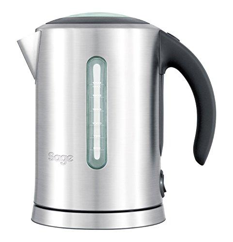 SAGE STA700 the Soft Top Pure Wasserkocher in eleganter Edelstahl-Optik, 1.7 Liter