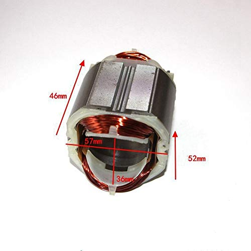 Corolado Spare Parts, Ac220-240V Stator Replacement for Bosch Gbh2-26Dre Gbh 2-26 Drill Hammer Stator Gbh2-26Re Gbh2-26De Gbh2-26Dfr Gbh2400 Gbh2600