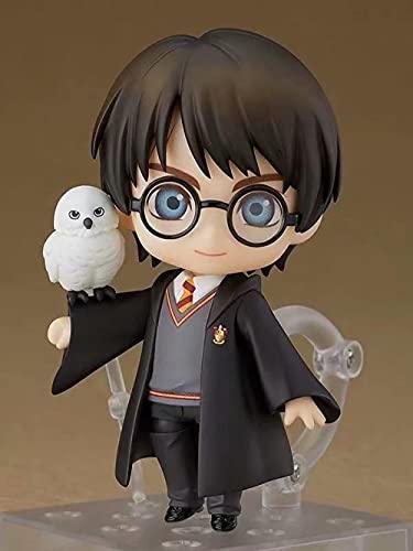 Factorydiy Figura de acción de Anime Modelo Clay Harry Potter Harry Potter Figura de Cambio de Cara Figura Alto Aproximadamente 10CM Modelo de Personaje de Anime