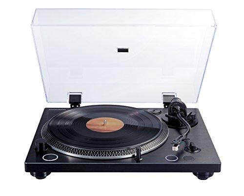 Thomson Tourne-disques professionel à entraînement Direct - platines (USB Type-B, CC, 1,5 W, 0,5...