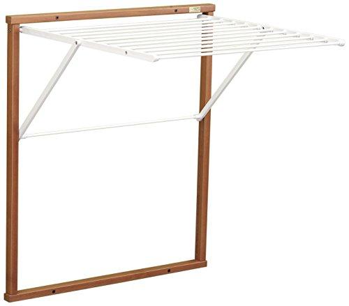 Aigner 604 KLEDY, Holz, Aluminium, marrón, 69 x 80 x 63 cm