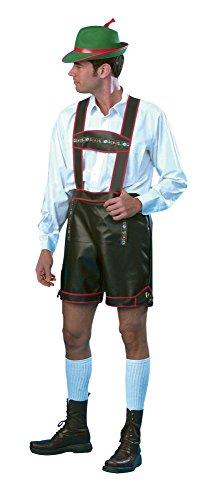Bristol Novelty Ac342 Allemand Man Costume (UK Coffre Taille 42–111,8 cm)