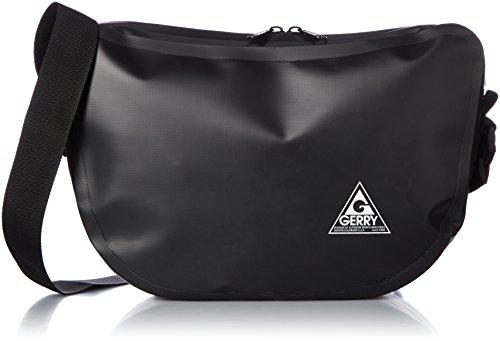 [ジェリー] ショルダーバッグ WATERPROOF ターポリンシリーズ 防水仕様 ブラック