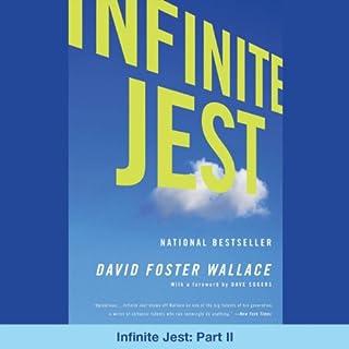 Infinite Jest: Part II cover art