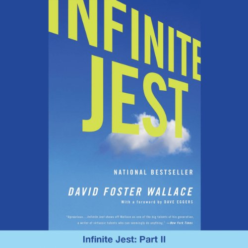 Infinite Jest: Part II audiobook cover art