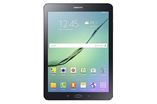Samsung SM-T819NZKEITV Galaxy Tab S2 Tablet, Display da 9.7in, Processore da 1.8 GHz, RAM 3 GB, HDD 32 GB, Nero [Versione Italiana] (Ricondizionato)