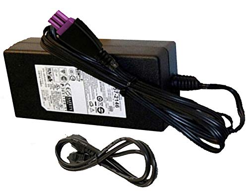 UpBright New Global 32V 1.56A AC/DC Adapter Replacement for HP OfficeJet 6500 Wireless All-in-One Inkjet Printer +32VDC 1560mA Power Supply Cord Cable Charger Mains PSU