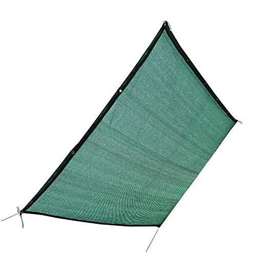 DALL zonneblok schaduw doek 75% schaduw prijs kas Plant Cover thermische isolatie metalen Ring gat buiten Patio