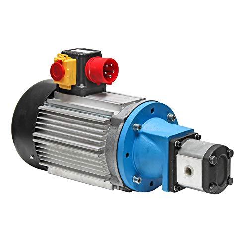 DEMA Hydraulikpumpe mit Motor 400 Volt 5,5 kW