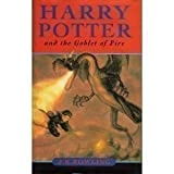 Harry Potter and the Goblet of Fire by J. K. Rowling (2000-11-08) - The Book People, St. Helens - 08/11/2000
