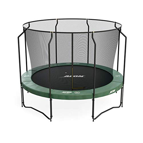 Acon Air 3.7 Trampoline 12ft with Premium Enclosure | Includes 12ft Round Trampoline and Premium...