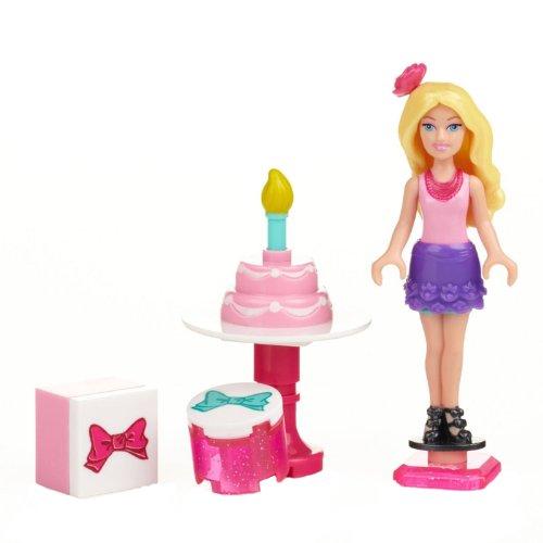 mega bloks barbie Mega Bloks Barbie Party Time
