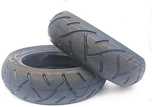 aipipl Neumático sólido para Scooter eléctrico, neumáticos de vacío a Prueba de explosiones 10X3.0, neumáticos cómodos Antideslizantes y Resistentes al Desgaste engrosados, adecuados para Scooter /