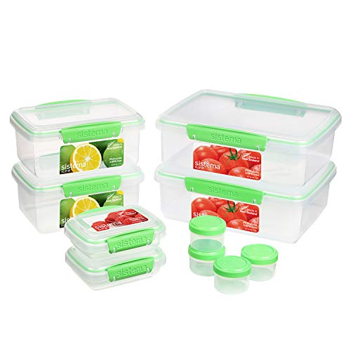 Sistema Lebensmittelbehälter, Plastic, Klip IT Starter Pack
