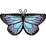 Battnot Schmetterling Kostüm Mädchen Jungen Kinder Schmetterlingsflügel Bohemian Druck...