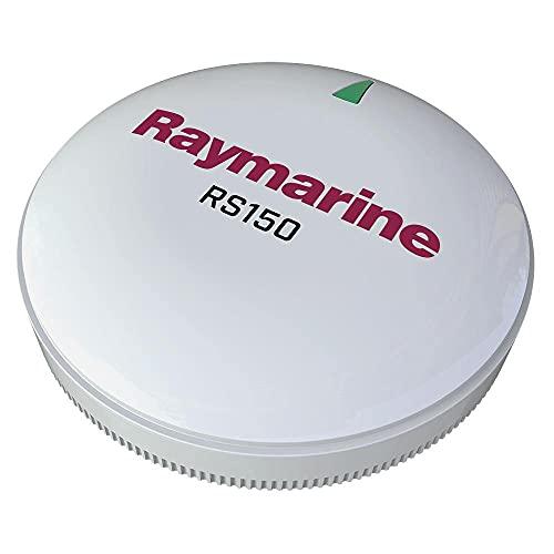 Raymarine RS150 Antena GPS con 72 Canales Resistencia al Agua IPX6 y IPX7 E70310
