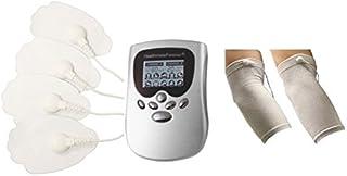 HealthmateForever 10 modos sistema eléctrico portátil electroterapia masaje aparato blanco