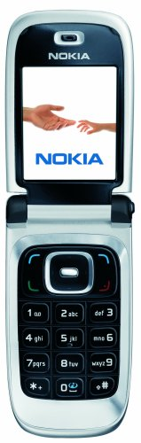 Nokia 6131 Black Handy