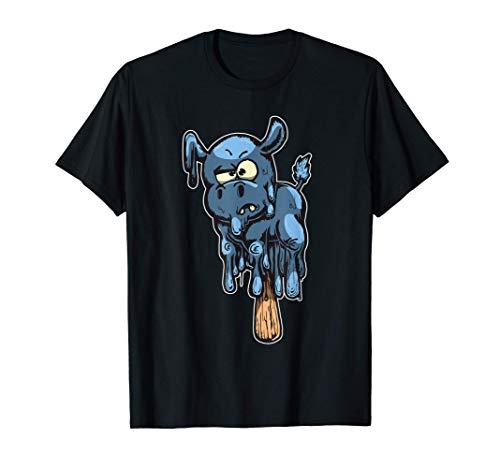 Paletas de hipopótamo que se derriten - Disfraz de animales Camiseta