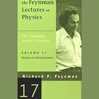 The Feynman Lectures on Physics: Volume 17, Feynman on Electrodynamics cover art