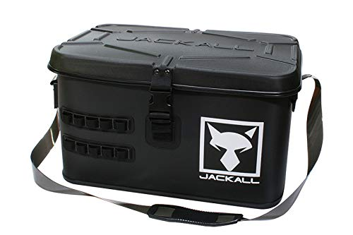 JACKALL(ジャッカル) タックルコンテナ ブラック ボート&カー モデル L