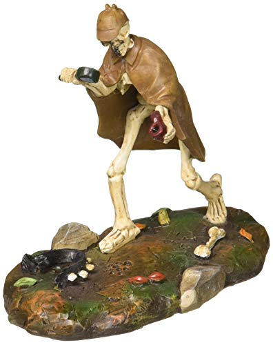 Department 56 Halloween Village Sherlock Bones Accessory Figurine 6001738 New