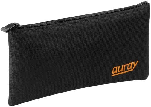 Auray Zippered Pouch Handheld Microphones Free shipping anywhere in the nation for Save money