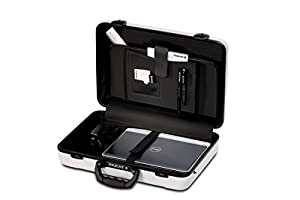 Parat White Line Classic Attaché-Koffer für Laptop weiß (Ohne Inhalt)