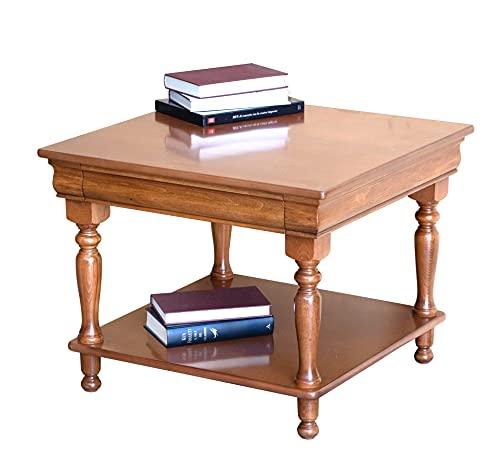 Arteferretto Table carrée Louis Philippe