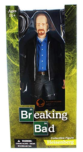 Breaking Bad Figura Heisenberg 30 cm Mezco Toys Action Figures 1