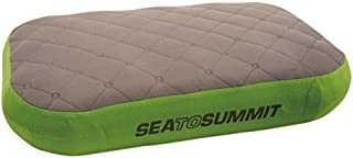 Sea to Summit Aeros Premium Deluxe Pillow (Regular/Green) by Sea to Summit