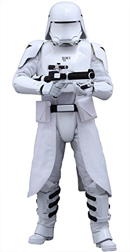 Hot Toys - Figura Disney Star Wars First Order Snowtrooper Episódio VII Escala 1/6 - A19323478