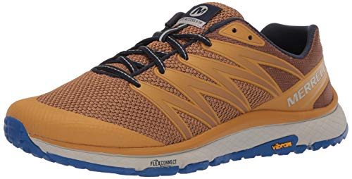 Merrell Men's Bare Access XTR Running Shoe, Gold, 13