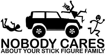 Best nobody cares about your stick figure family Reviews