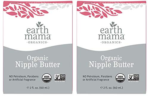 Natural Nipple Butter, 2 oz (Multi-Pack)