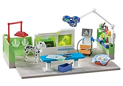 Playmobil 9816 Tierarztpraxis mit Röntgengerät (Folienverpackung)