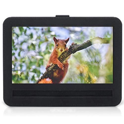 APEMAN Auto KFZ Kopfstützenhalter Kopfstütze Halterung Kopfstützenhalterung Gehäuse für 15-15,5 Zoll Tragbarer DVD Player