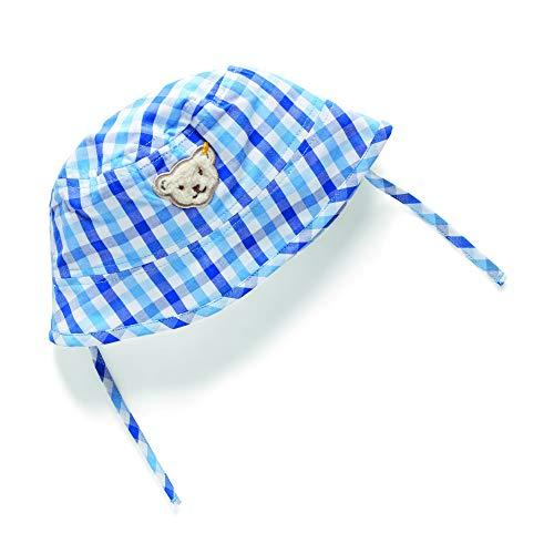 Steiff Boys Sommer Mütze/Hut Verschiedene Größen Kentucky Blue (41)