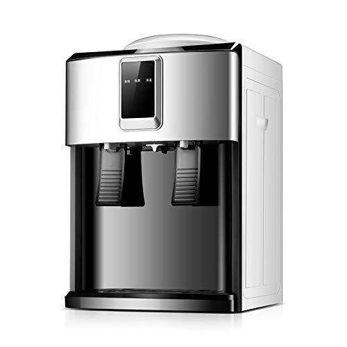 SBSNH Dispensador de Agua eléctrico de Escritorio Caliente Fuente de Agua del refrigerador de Agua y Calentador de Ministerio del Interior Hostel Café Tea Bar Ayudante