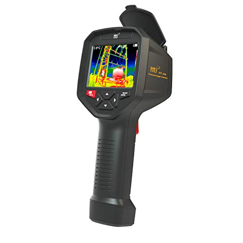 Hti-Xintai Thermal Imaging Camera, Infrared Camera with Built-in Wi-Fi Real-Time Thermal Image, HT-A9