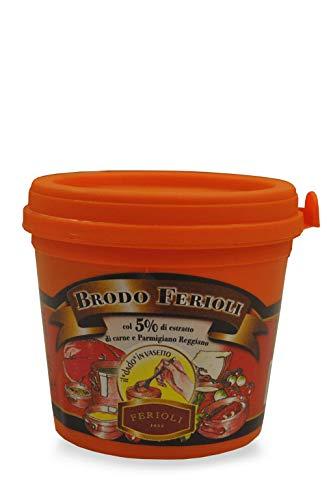 Ferioli - Brodo Estratto di Carne 5% pasta 440 g