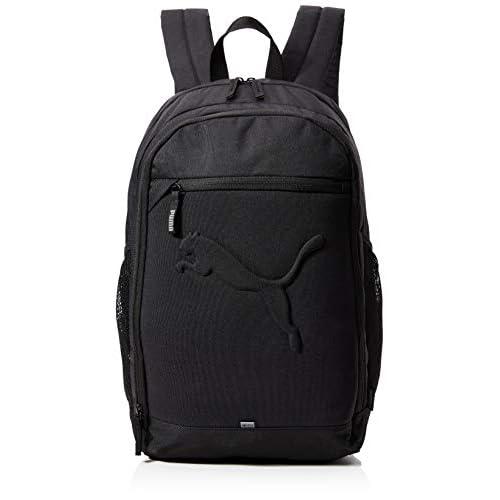 PUMA Rucksack Buzz Backpack, Zaino Unisex adulto, Nero Black, Taglia Unica