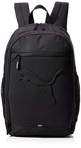 PUMA Rucksack Buzz Backpack, Zaino Unisex adulto, Nero Black, Taglia Unica