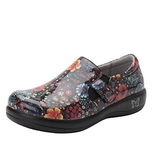 Alegria Womens Kara Midnight Garden Shoes 7-7.5 M US