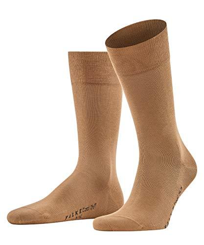 FALKE Cool Herren 24/7 M SO Socken, Blickdicht, Beige (Kamelhaar 4243), 45-46