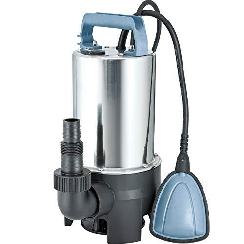Tauchpumpe 1100 W Schmutzwasser TPS 19500/E | Wasserpumpe aus hochwertigem Edelstahlgehäuse