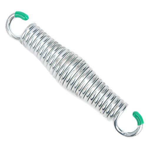 TANKE Resorte elástico de la extensión de acero resistente de la capacidad del peso del resorte para la silla colgante del oscilación de la hamaca 21,