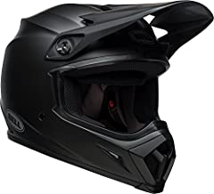 Bell MX-9 MIPS Equipped Motorcycle Helmet (Solid Matte Black, 3X-Large)