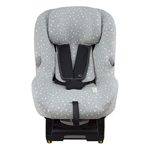 Janabebe Funda para Bébé Confort MiloFix (White Star)